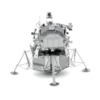 metal earth  the aviation - apollo lunar module 5