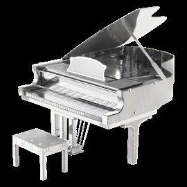 Metal Earth instruments - grand piano