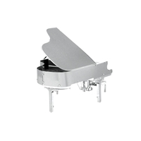Metal Earth instruments - grand piano 5