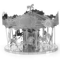 metal earth  Merry Go Round 1