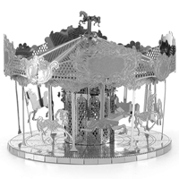 metal earth  Merry Go Round 3
