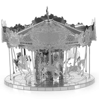 metal earth  Merry Go Round 4