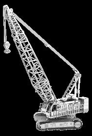 metal earth vehicles crawler crane