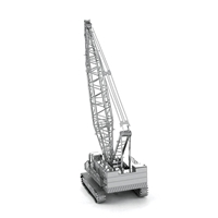 metal earth vehicles crawler crane 2