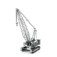 metal earth vehicles crawler crane 5