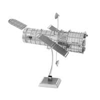 metal earth aviation - hubble telescope 1