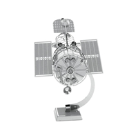 metal earth aviation - hubble telescope 2