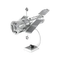 metal earth aviation - hubble telescope 3