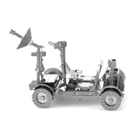 metal earth  the aviation - apollo lunar rover 1