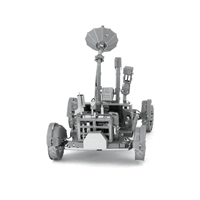 metal earth  the aviation - apollo lunar rover 2
