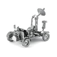 metal earth  the aviation - apollo lunar rover 3