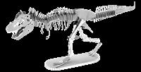 metal earth dinosaur - tyrannosaurus rex skeleton