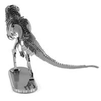 metal earth dinosaur - tyrannosaurus rex skeleton 1