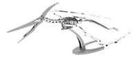 Metal Earth Dinosaurs - Pteranodon Skeleton