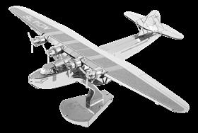 metal earth aviation - pan am china clipper