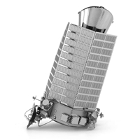 metal earth aviation - kepler spacecraft 2