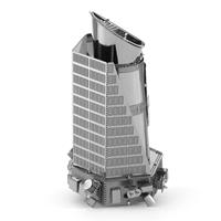 metal earth aviation - kepler spacecraft 3