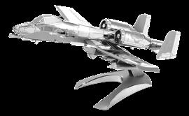 metal earth  the aviation - A-10 Warthog