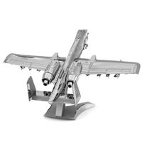 metal earth  the aviation - A-10 Warthog 2