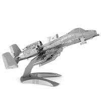metal earth  the aviation - A-10 Warthog 3