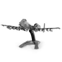 metal earth  the aviation - A-10 Warthog 4