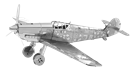 metal earthe  aviation - messershmitt bf- 109
