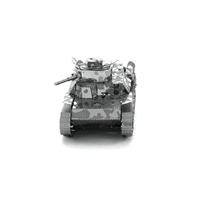 metal earth chi ha tank 1