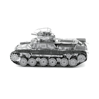 metal earth chi ha tank 2