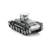 metal earth chi ha tank 3