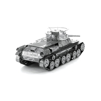 metal earth chi ha tank 5