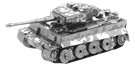 metal earth tanks - tiger i tank