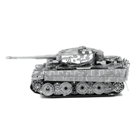 metal earth tanks - tiger i tank 1
