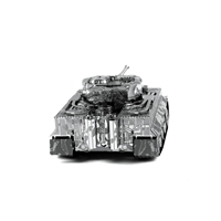 metal earth tanks - tiger i tank 2