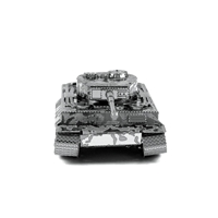 metal earth tanks - tiger i tank 5