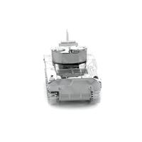 metal earth tanks - sherman tank 3