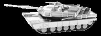 metal earthe  tanks m1 abrams tank