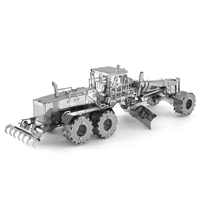 metal earth CAT  motor grader 3