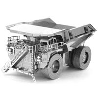 metal earth CAT mining truck 5