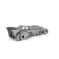 metal earth batman batman movie bat mobile 3