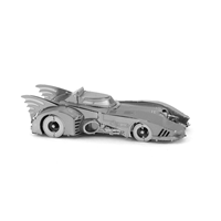 metal earth batman batman movie bat mobile 4
