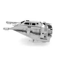 metal earth star wars - snowspeeder  3