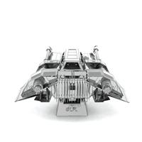 metal earth star wars - snowspeeder  4