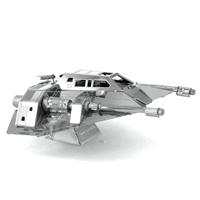metal earth star wars - snowspeeder  5