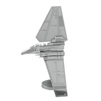 metal earth star wars - imperial shuttle 2