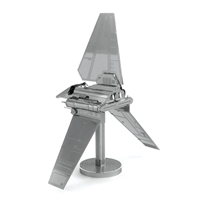 metal earth star wars - imperial shuttle 3