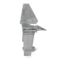 metal earth star wars - imperial shuttle 5