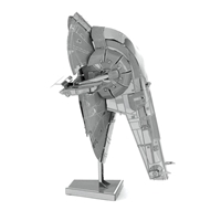 metal earth star wars - slave 1 - 2