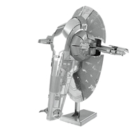 metal earth star wars - slave 1 -4