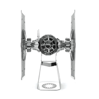 metal earth starwars first order special forces tie fighter 2