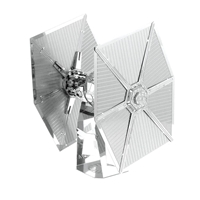 metal earth starwars first order special forces tie fighter 5